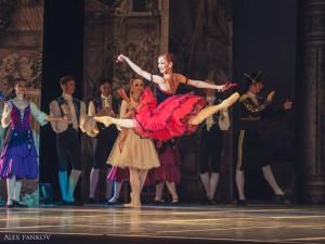 «Балет в саду Эрмитажа» – фестиваль