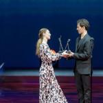 Александр Рябко Лауреат Бенуа де ла Данс-2016, специальный Приз За Высокий артистизм в партнёрстве