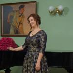 Анна Глазкова (преподаватель и солитска Центра)