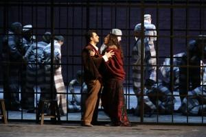 Сицилийская вечерня Мариинский. Дуэт прощания