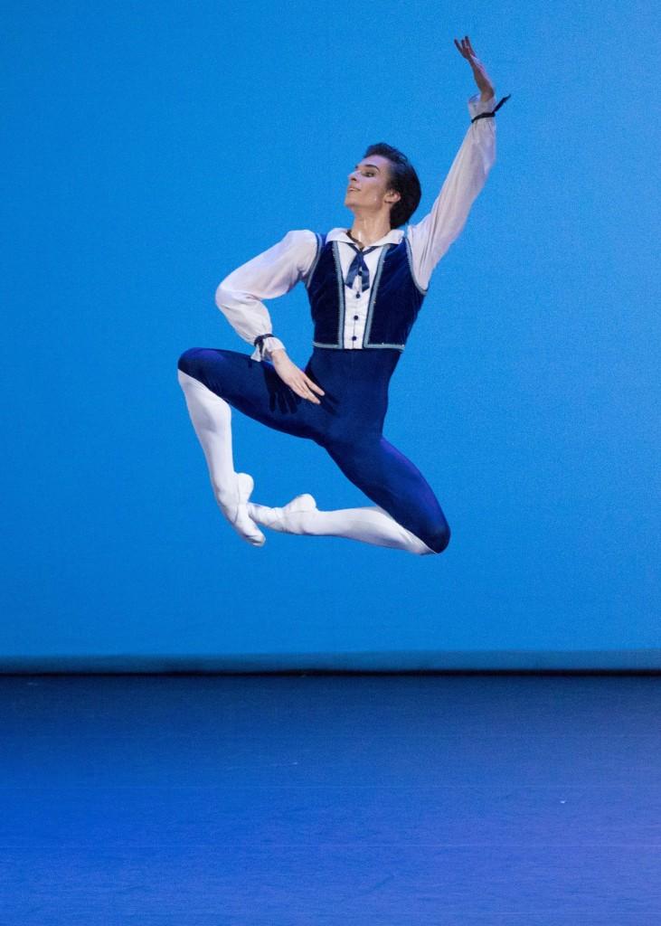 Выпускной концерт Московской академии хореографии