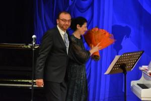 Дмитрий Бертман и Наталия Арутюнова