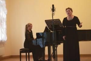 Людмила Борисова и Ольга Лобанова