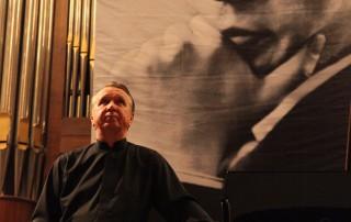 Михаил Плетнев сыграл на бис Грезы любви Листа. Фото Сергея Бирюкова