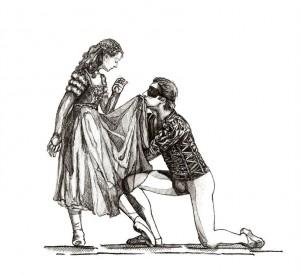 Начало балетной истории «Ромео и Джульетты»