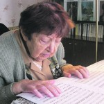 Органистка Нина Оксентян скончалась на 101-м году жизни