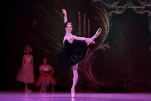 140-летие балета Лебединого озера