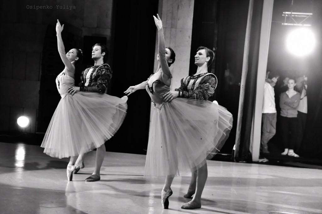 Гала-концерт к 140-летию «Лебединого озера» в Культурном центре ЗИЛ