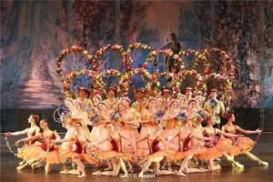Спящая красавица. Кремлевский балет в Китае