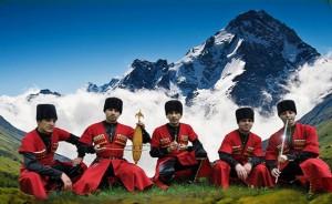 Фольклорный ансамбль Тепло очага, Республика Адыгея