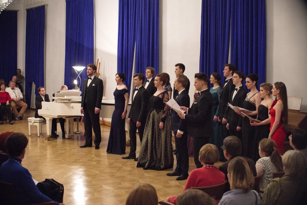 Оперные редкости от молодых дарований московских театров
