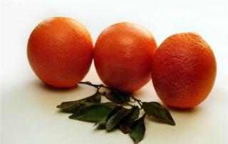 три апельсина