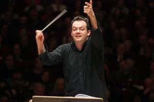 Андрис Нельсонс – музыкальный руководитель Бостонского симфонического оркестра, который вскоре займёт аналогичную должность в прославленном Лейпцигском оркестре Гевандхауза. Hiroyuki Ito for The New York Times
