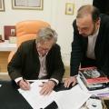 Московский музыкальный театр «Геликон-опера» объявил о назначении главного приглашенного дирижер
