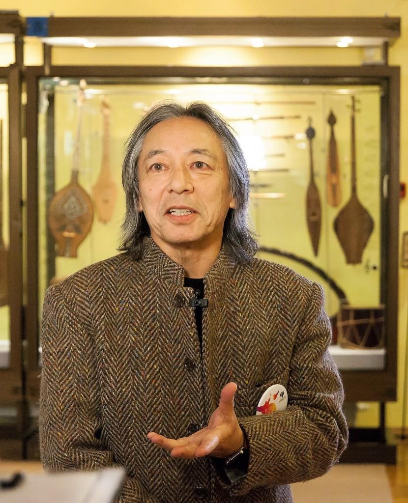 Масахидэ Кажимото: «Молодёжь во всём мире игнорирует народную музыку своей родины»
