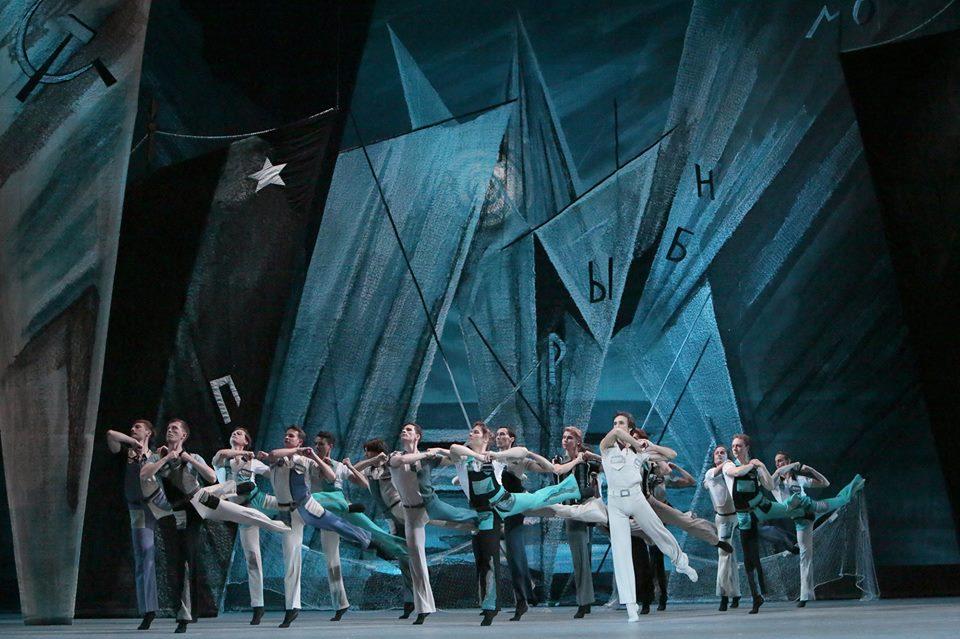 «Золотой век» вернулся в Большой театр