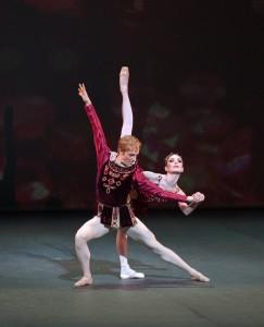 Иконы русского балета. Рубины