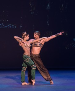 Иконы русского балета. Шахерезада