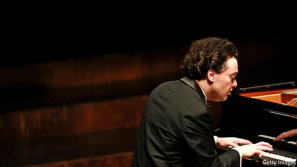 Евгений Кисин – самый именитый пианист нашего времени