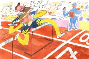 Длительные тренировки, ожесточенная конкуренция, успех, уготованный лишь единицам, — между профессиональным спортом и миром оперы найдется немало сходств