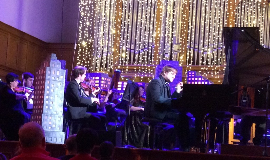 Большой джаз в Большом зале Московской консерватории
