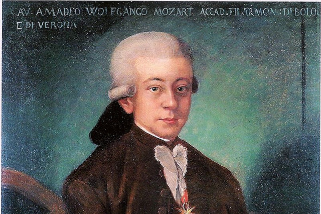 Smells like teen spirit: Музыкальные произведения, закрепившие за Моцартом статус юного музыкального гения