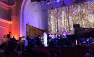 джаз в Большом зале Московской консерватории