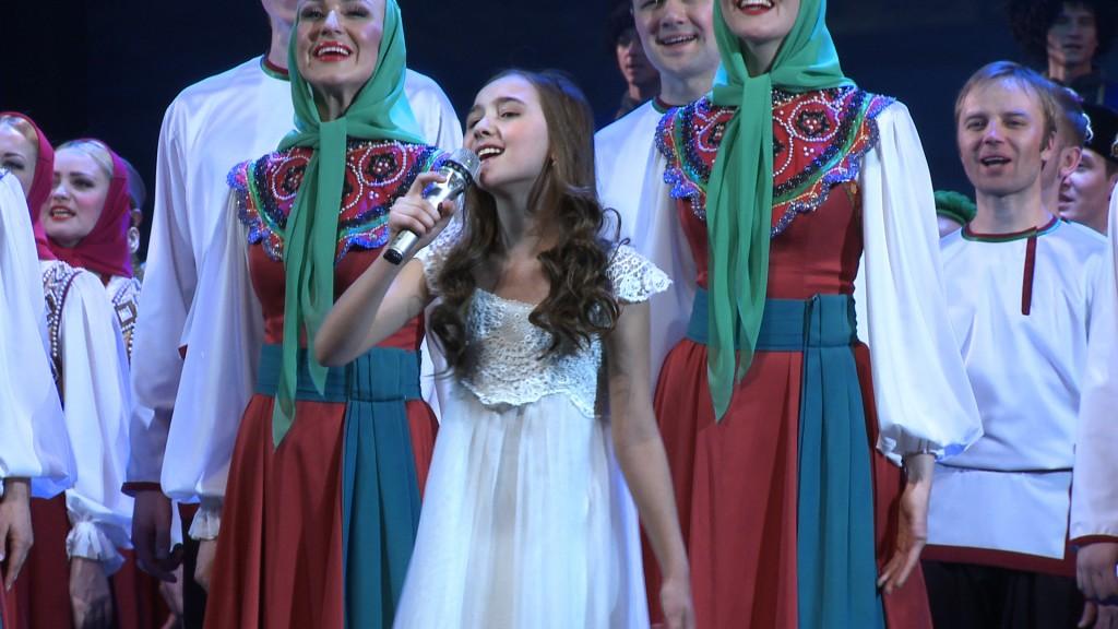 «Танцуй и пой, моя Россия!»