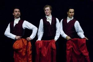 Танцоры, «Травиата»