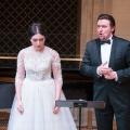 Бельканто сопрано и баритона. Концерт Кристины Мхитарян и Игоря Головатенко