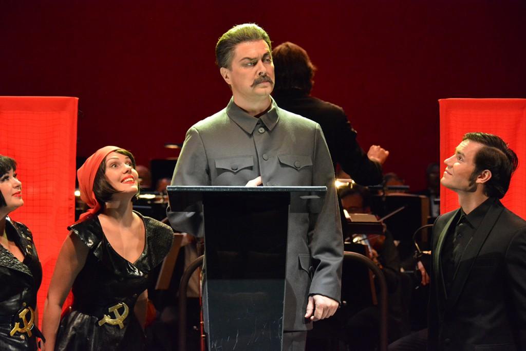 Юбилеи великих: Шостакович, Прокофьев, Шекспир. «Геликон-опера»