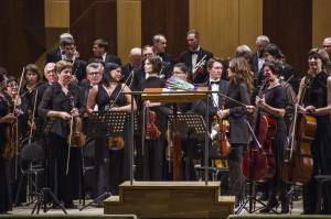 фестиваль Рахманинова в Тамбове. Воронежский академический симфонический оркестр