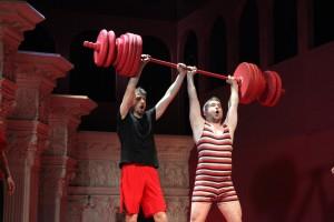 В Камерном музыкальном театре имени Бориса Покровского поставили редкость – оперу Россини «Турок в Италии»