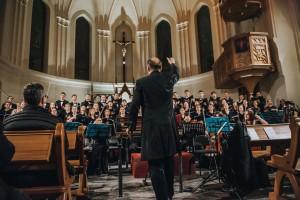 Гендель Мессия. Концерт в соборе