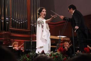 Аида Гарифуллина в Московской консерватории