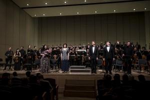 IV Международный фестиваль вокальной музыки «Опера Априори». Закрытие фестиваля на сцене концертного зала Филармония-2