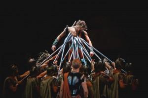 «Спартак» в Новосибирском государственном театре оперы и балета