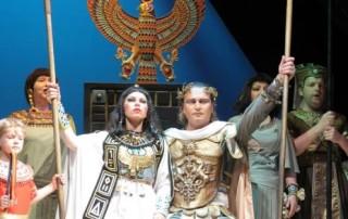 Юлий Цезарь в Египте