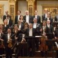 Марис Янсонс и симфонический оркестр Баварского радио на гастролях в Вене