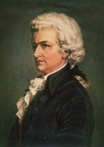 В.А.Моцарт. Симфония № 36 до-мажор «Линцская»