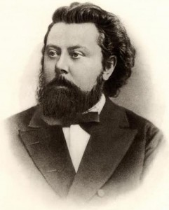 Модест Петрович Мусоргский «Ночь на Лысой горе»