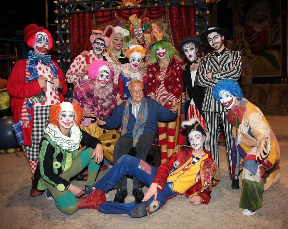 Возвращение забавных картинок: «Паяцы» в театре «Филармонико» в Вероне