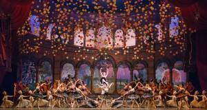 Пахита в Мариинском театре часть 3