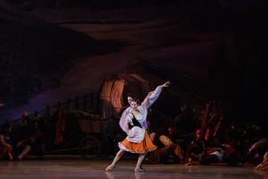 Пахита в Мариинском театре