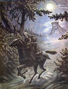 Франц Шуберт «Лесной царь»