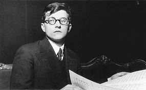 Дмитрий Дмитриевич Шостакович. Симфония № 2 си-мажор «Октябрю»