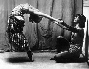А.Аренский. Балет «Египетские ночи»