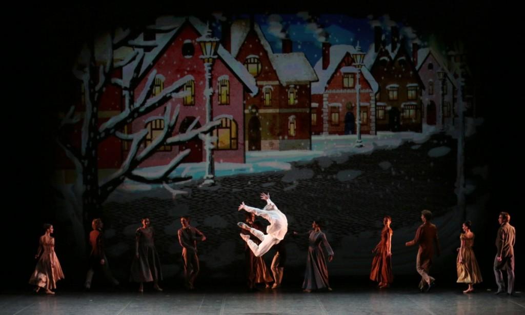 Бес в ребро: «Рождественская история» Ивана Васильева