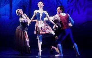 Балет «Синяя птица» театр имени Н. И. Сац