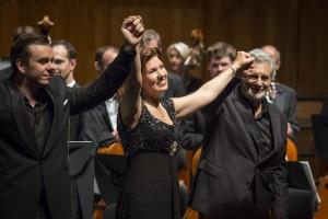 Benjamin Bernheim (Nicias), Marina Rebeka (Tha?s), Pl?cido Domingo (Athana?l)